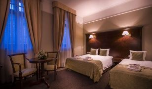 Отель Grand Sal****- Номер Triple