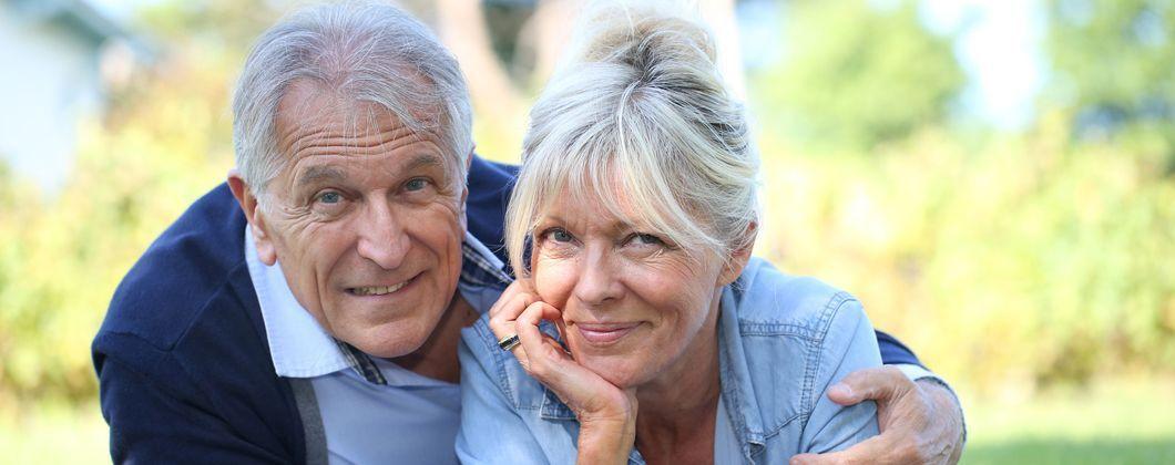 Пребывание для пожилых людей